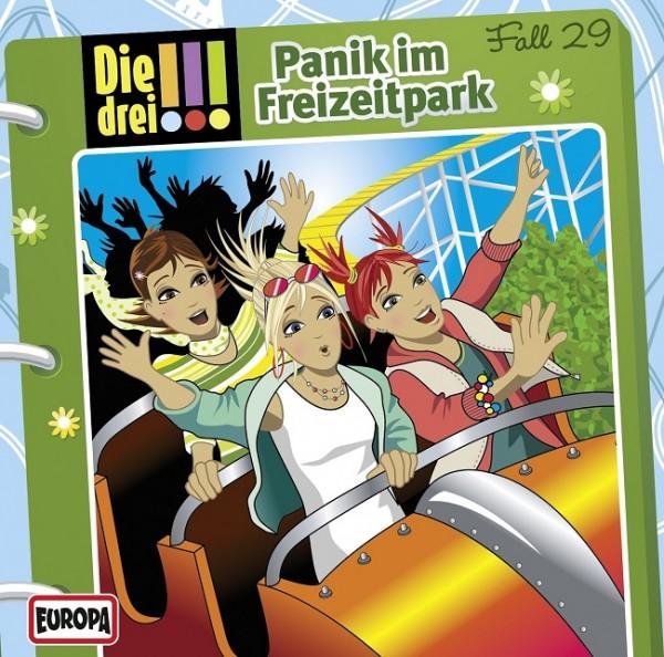 KOSMOS CD Die drei !!! 29 Panik im Freizeitpark