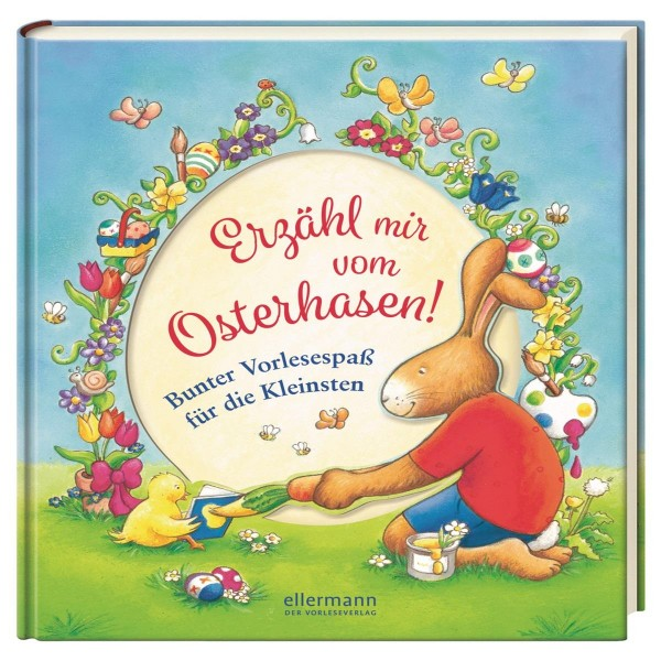 Kinderbuch Erzähl mir vom Osterhasen!
