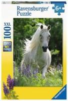 Ravensburger Kinder Puzzle XXL 100 Teile Weiße Stute