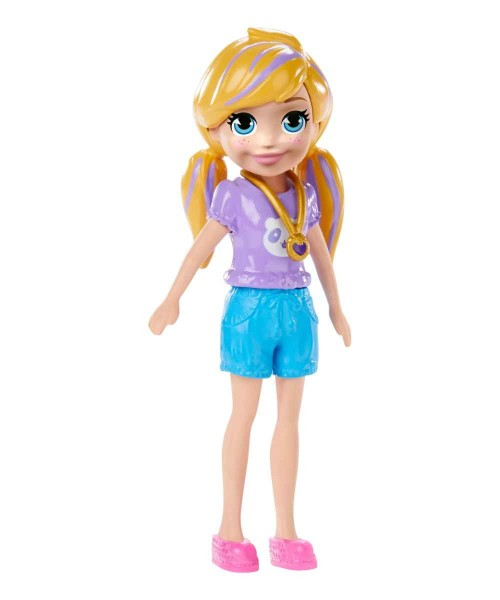 Mattel Polly Pocket Puppe (Motivauswahl)