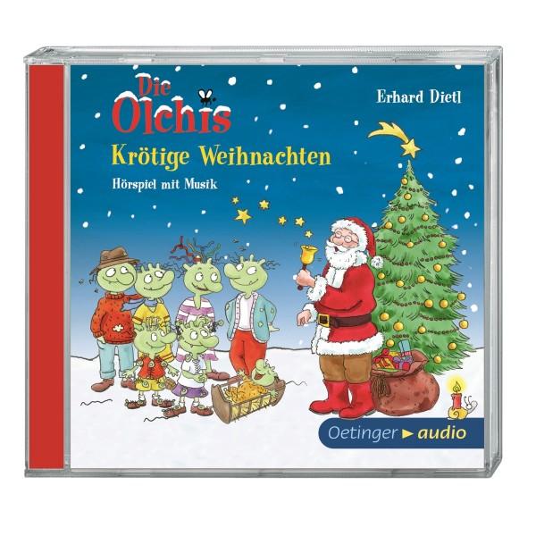 Kinder-CD Die Olchis Krötige Weihnachten