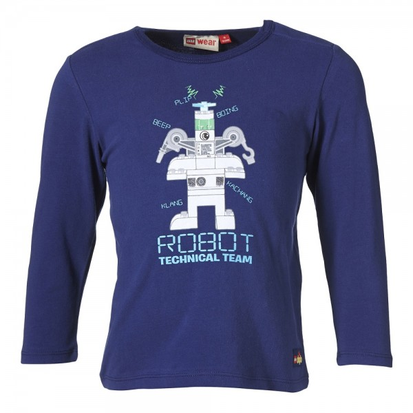 Lego Wear Jungen Kinder Langarm-Shirt TREY 101 Gr. 74 - 98