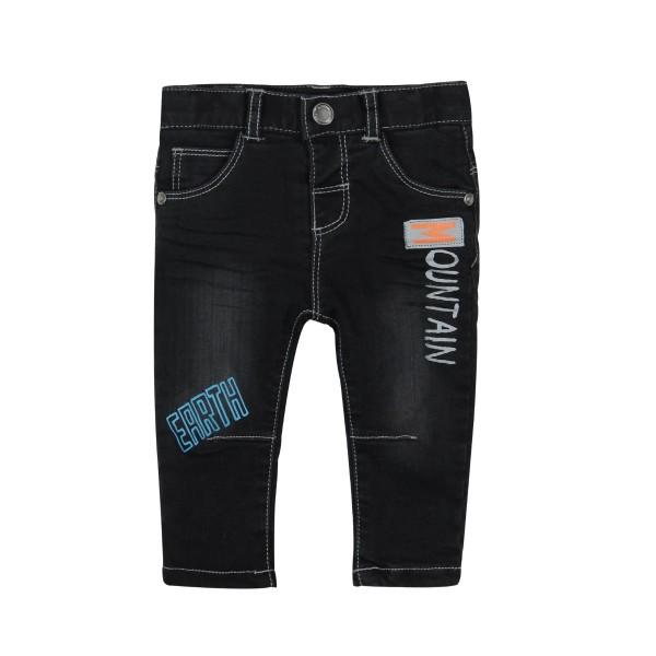 Bóboli Jungen Jeans Mountain schwarz Gr. 74 - 104