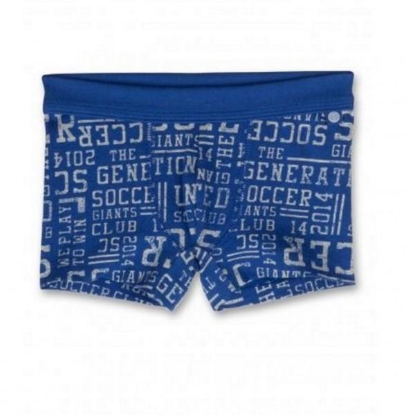 SANETTA Jungen Unterhose blau