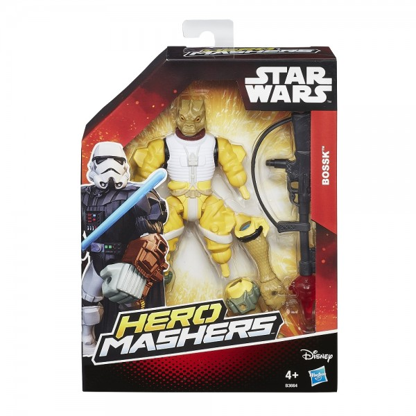 Hasbro Star Wars Hero Mashers Episode V Bossk
