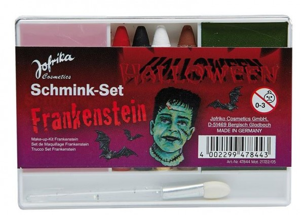 Jofrika Schmink-Set Frankenstein