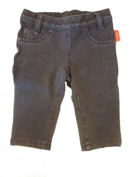 MEXX - Baby Mädchen Jeans-Legging grau Gr. 56 - 68