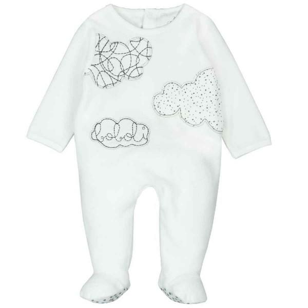 Bóboli Baby Strampler Wolken Gr. 56 - 86