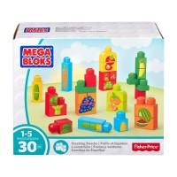 Mattel Mega Blocks Stacking Snacks (2.WAHL)