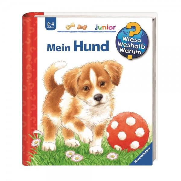 Ravensburger Wieso Weshalb Warum? Junior Mein Hund (Band 41)