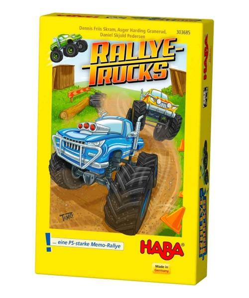 Haba Spiel Rallye-Trucks