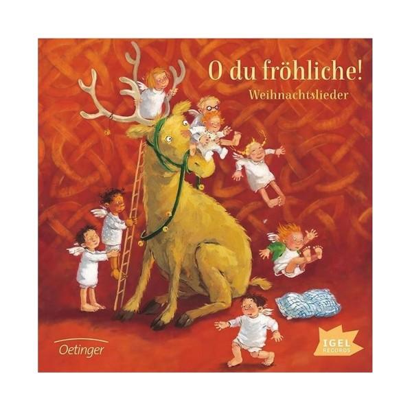 Kinder-CD O du fröhliche! Weihnachtslieder
