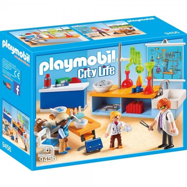 Playmobil® City Life Chemieunterricht 9456