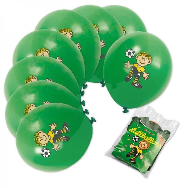 LUTZ MAUDER Kindergeburtstag Luftballons Fritz Flanke