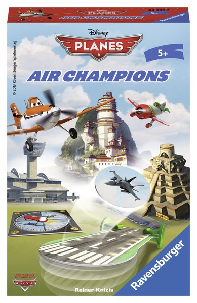 RAVENSBURGER Mitbringspiel Disney Planes Air Champions