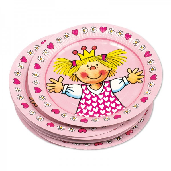 LUTZ MAUDER Kindergeburtstag Partyteller Prinzessin