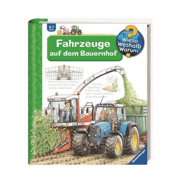 Ravensburger Wieso Weshalb Warum?Fahrzeuge auf dem Bauernhof (Band 57)
