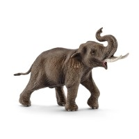 Schleich Figur Asiatische Elefantenbulle