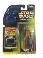 Hasbro Star Wars Figur Saelt Marae (Yak Face)