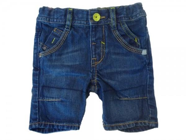 MEXX Jungen Kinder Jeans-Shorts jade denim Gr. 74 - 92