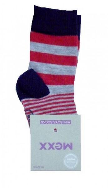 MEXX Jungen Baby Socken mars red