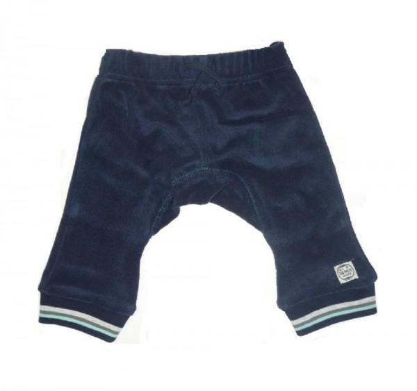 MEXX Jungen Baby Jogging-Hose blau Gr. 56 - 68