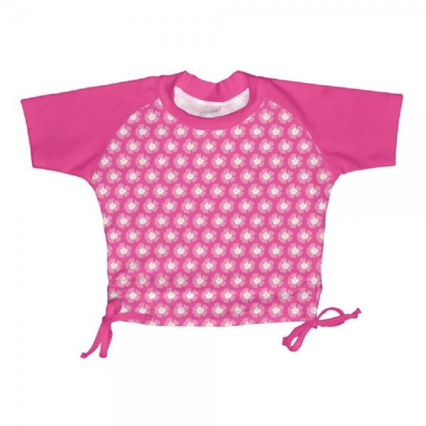 i play Baby Schwimmshirt für Mädchen pink