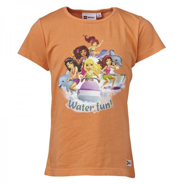 LEGO WEAR Mädchen T-Shirt LEGO FRIENDS Theodora 503 Gr. 104 - 140