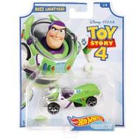 Mattel Hot Wheels Spielzeugauto Toy Story 4 Buzz Lightyear