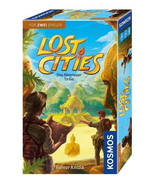 Kosmos Mitbringspiel Lost Cities
