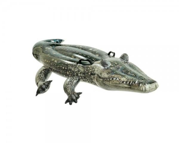 Intex Schwimmtier Realistischer Aligator