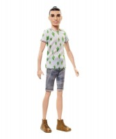 Mattel Fashionistas Ken Kaktus Look