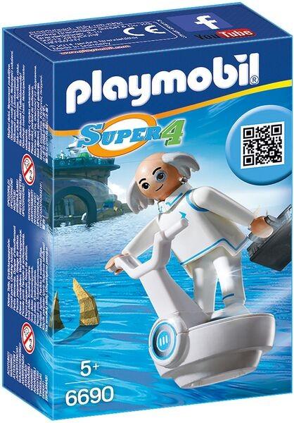 Playmobil® SUPER4 Dr X 6690
