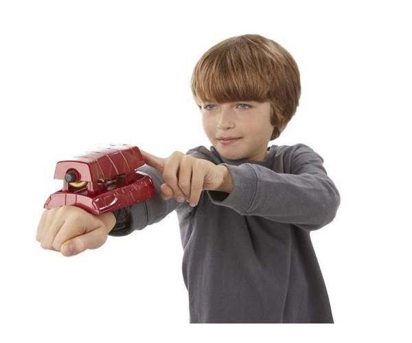 Hasbro Avengers Missions Ausrüstung - Iron Mans Stark Dart-Blaster