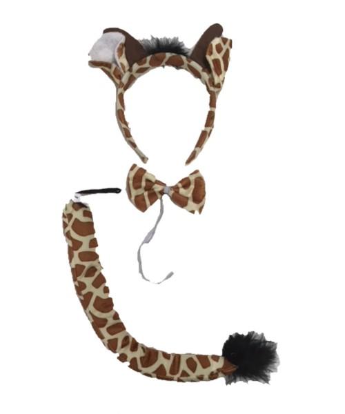 Rubies Giraffen Set 3tlg.