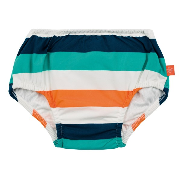 Lässig Jungen Baby Schwimmwindel Multistripe