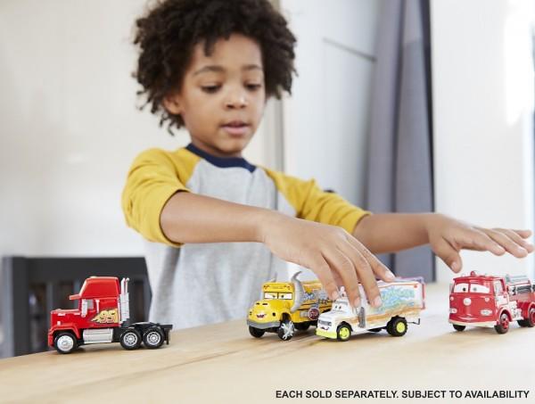 Mattel Cars 3 Deluxe Spielzeugauto Cars 3 Mack