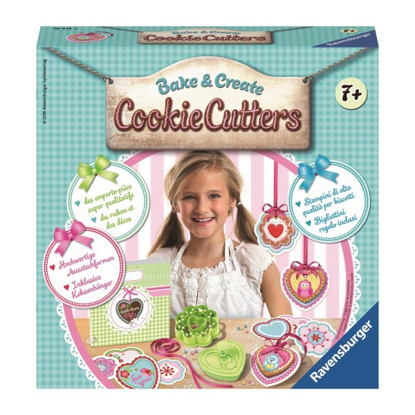 Ravensburger Bake & Create Cookie Cutters