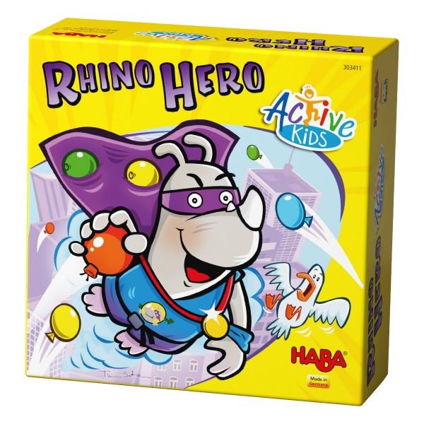 Haba Kinderspiel Rhino Hero Active Kids