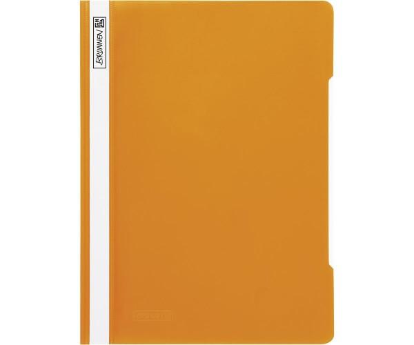 Schnellhefter A4 orange