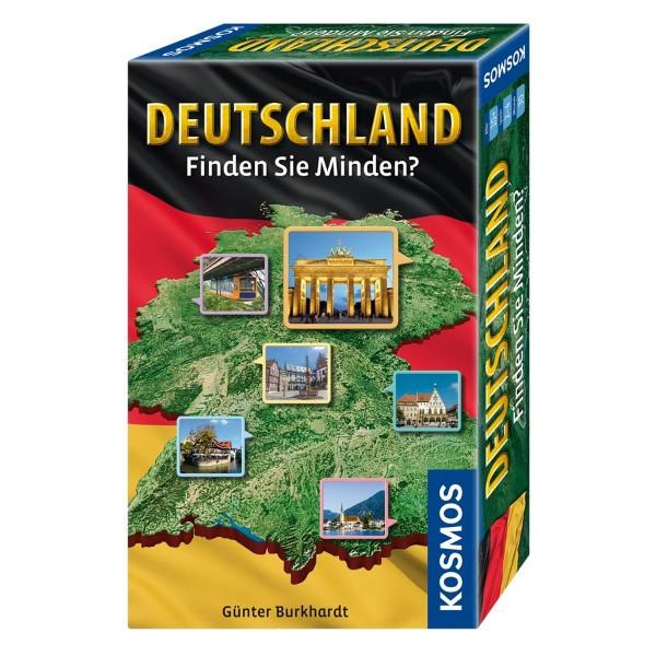 Kosmos Mitbringspiel Deutschland Finden Sie Minden?