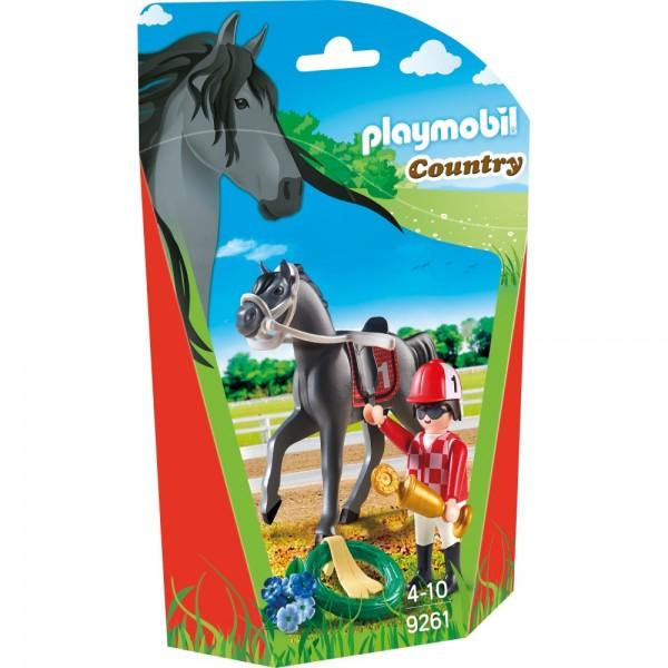 Playmobil® Country Jockey 9261