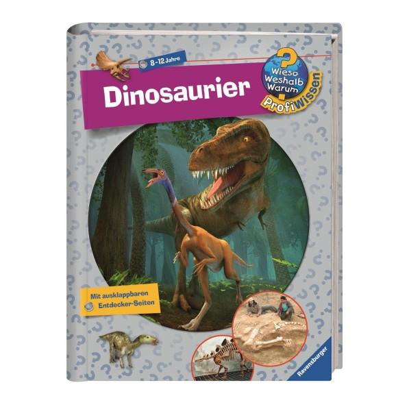 Ravensburger Wieso Weshalb Warum? ProfiWissen Dinosaurier (Band 12)