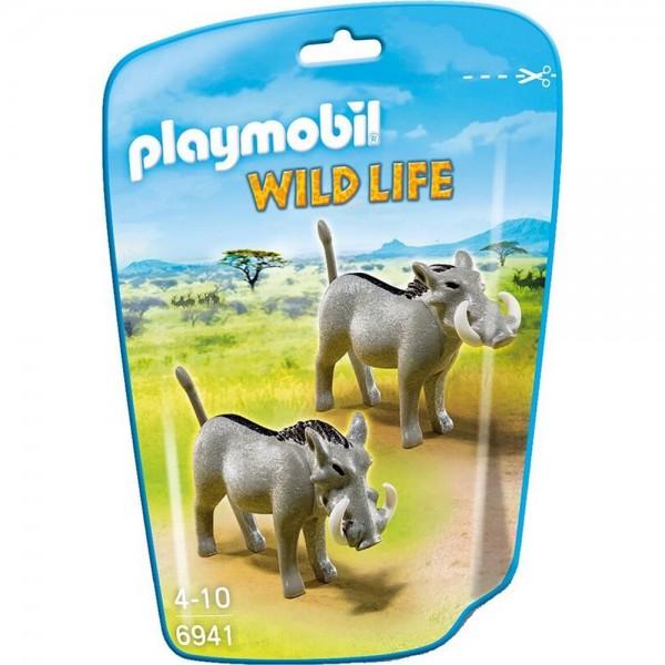 Playmobil® Wild Life Warzenschweine 6941