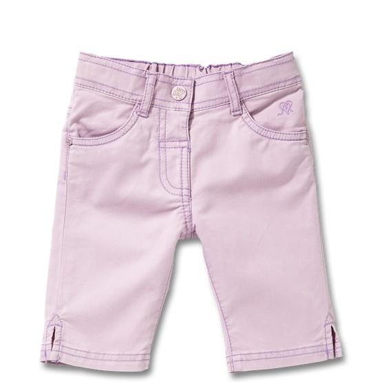 MEXX - Kinder Capri-Hose pastel violet Gr. 74 - 92