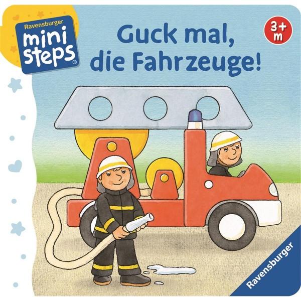 ministeps Kinderbuch Guck mal, die Fahrzeuge!