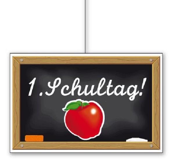 Hänger 1. Schultag