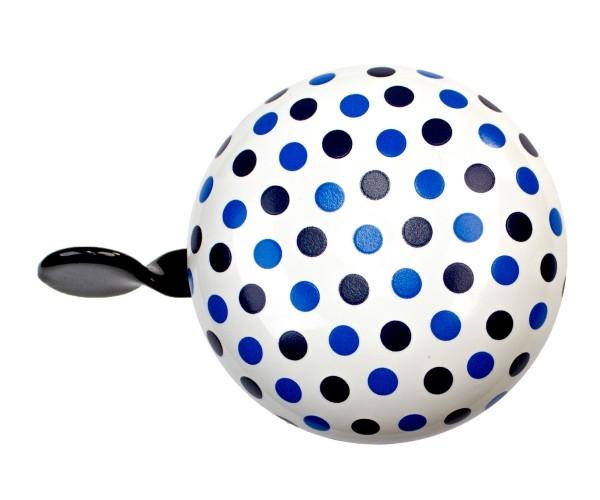 bbeBells Fahrradklingel Dots blau
