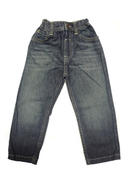 MEXX Jungen Kinder Jeans middle new blue Gr. 74 - 92