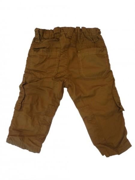 MEXX Jungen Kinder gefütterte Hose bronze brown Gr. 74 - 92